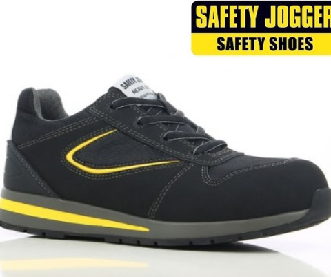 GIÀY SAFETY JOGGER TURBO