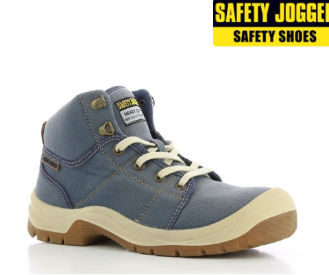 GIÀY SAFETY JOGGER DESERT-043