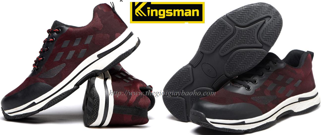 Giày Bảo Hộ Kingsman Roger