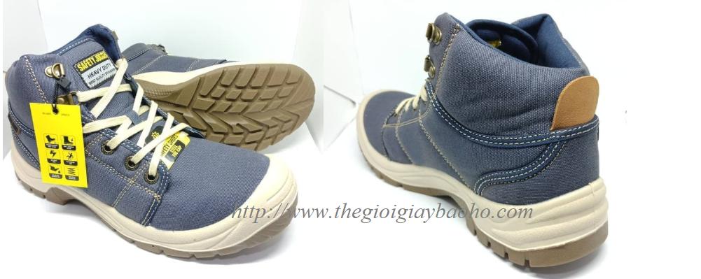 Giày Bảo Hộ Jogger Desert 043