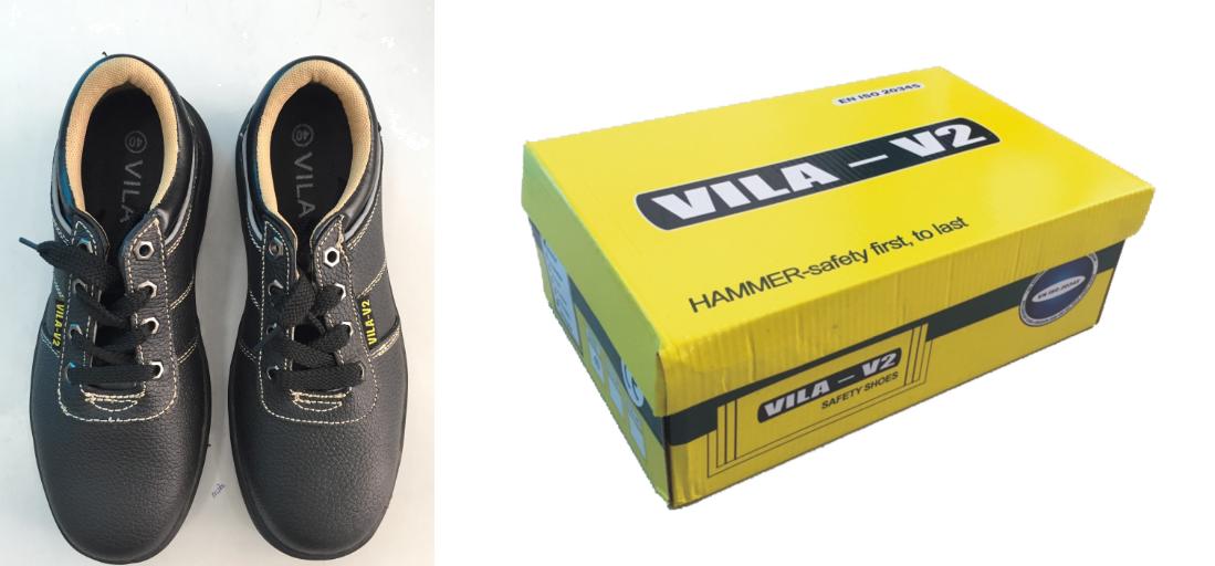 Giày bảo hộ lao động VILA-V2