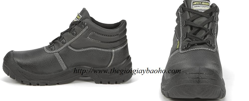 Giày bảo hộ lao động Safety Jogger Safetyboy