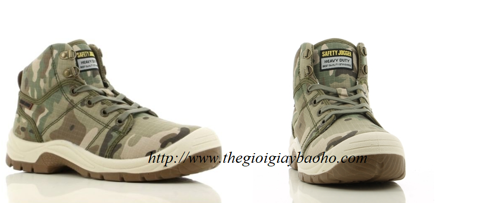 Giày bảo hộ lao động Safety Jogger Desert S1P