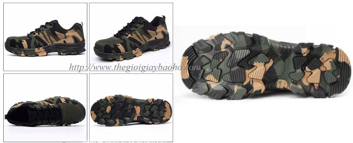 Giày bảo hộ Kingsman Army