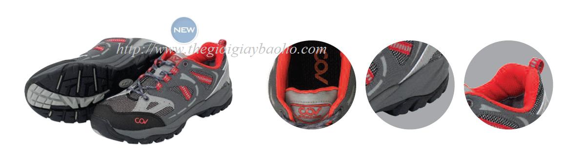 giày bảo hộ hàn quốc nhập khẩu chính hãng cov n402