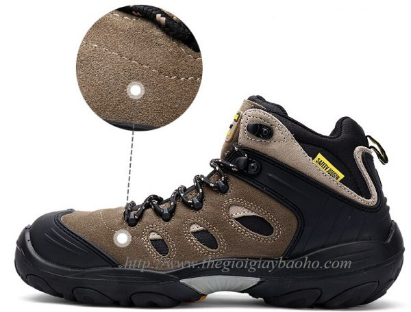 Giày bảo hộ lao động Safety Jogger Xplore S3 HRO