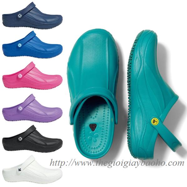 giày bảo hộ oxypas smooth