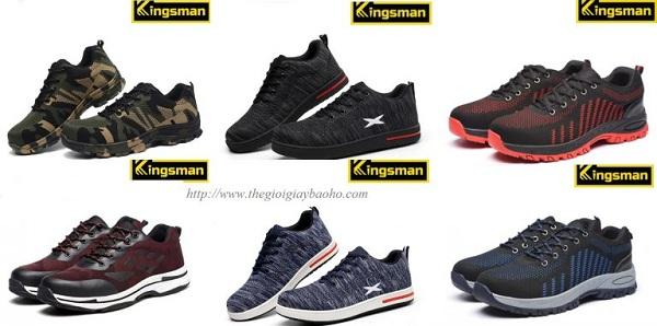 Giày bảo hộ lao động Kingsman