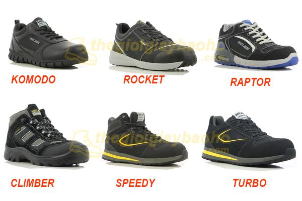 Giày bảo hộ lao động thể thao Jogger