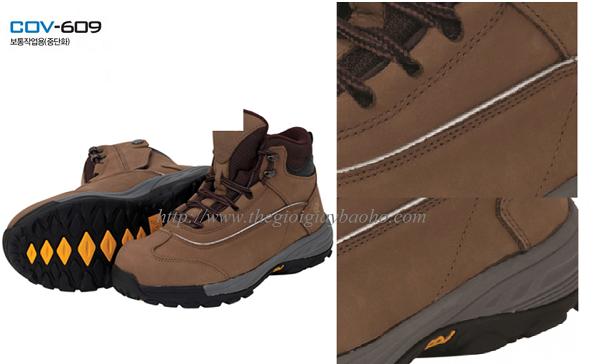 Giày bảo hộ Hàn Quốc COV 609