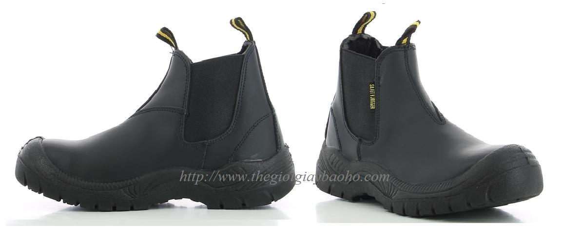 Cấu tạo giày bảo hộ lao động chính hãng