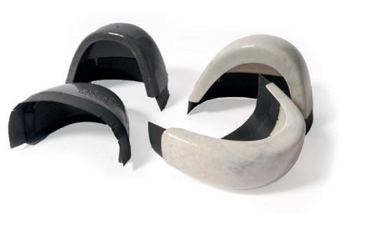 mũi giày composite