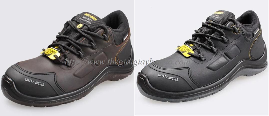 giày bảo hộ chống thấm nước jogger lava