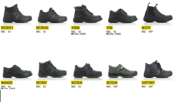 thương hiệu giày Jogger